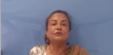 An elegant granny talks about her experience with 3D lifestyle Pakistan