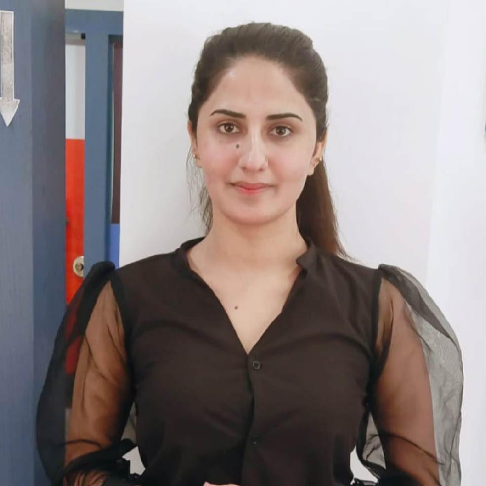 Afza Haroon