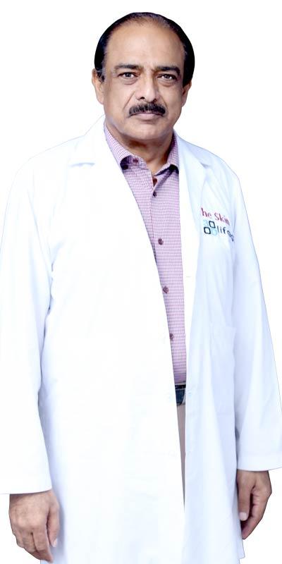 Dr Sayed Amjad Hussain