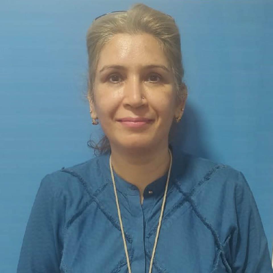Dr Safia Habib