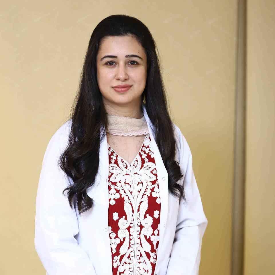 Dr Namrah Aziz