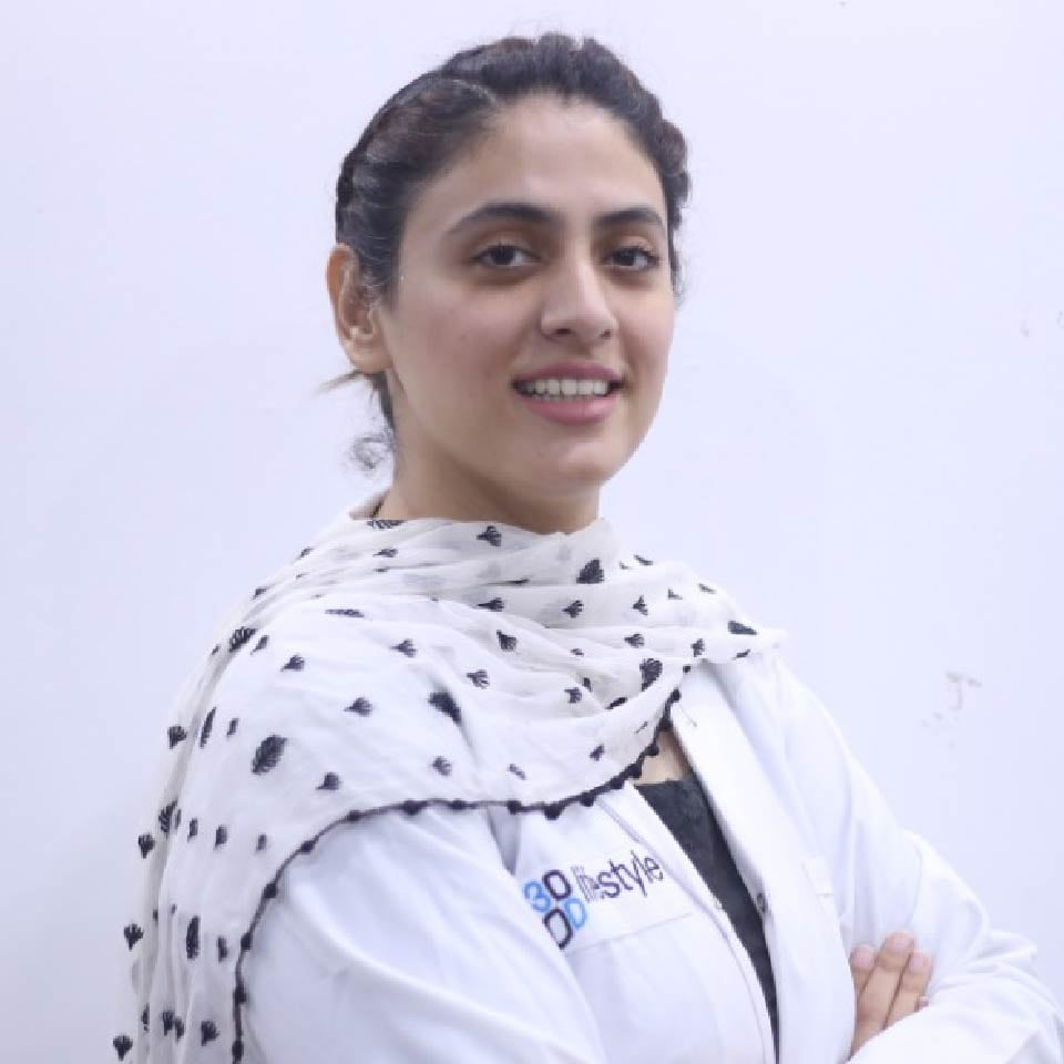 Dr Wafa Riaz